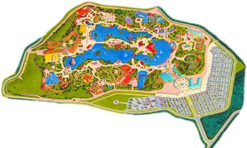 Plan Parku Fantasia. Do tego poziomu inwestycji doszli inwestorzy