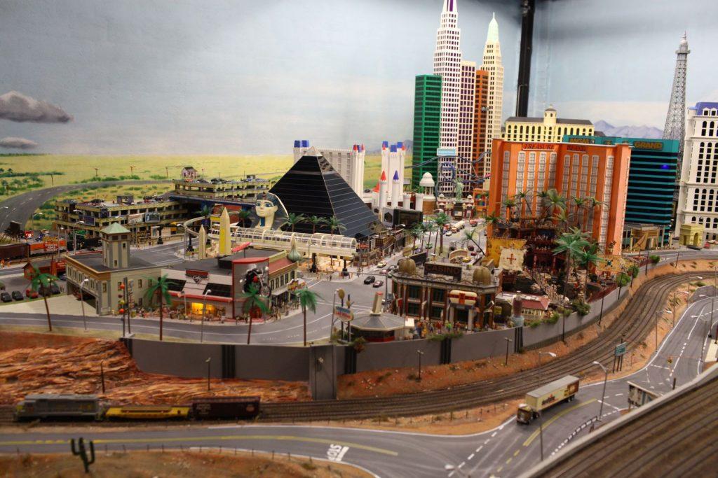 Las Vegas w Hamburgu
