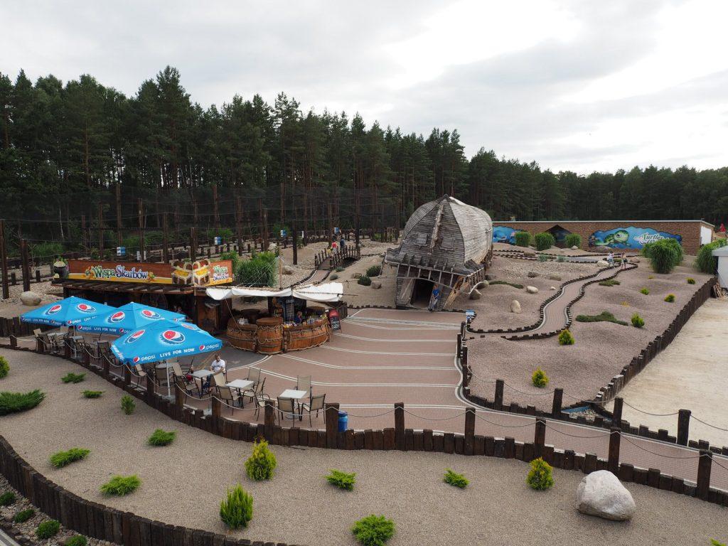 Sea Park w Sarbsku