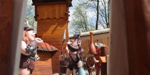 Najazd wikingów na park rozrywki w Rabce!