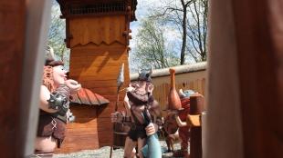 Najazd wikingów na park rozrywki w Rabkolandzie!