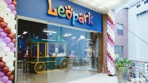 Leopark, czyli nowa sieć placów zabaw!