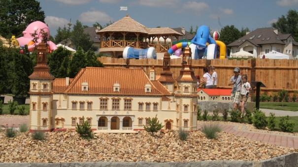 Park Miniatur w Chrustach już otwarty!