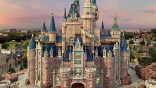 Jak buduje się Disneyland? [WIDEO]