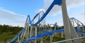 Wiemy jak będzie wyglądał nowy rollercoaster w Chorzowie! [WIDEO]