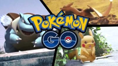 Pokemon GO problemem parków i muzeów!