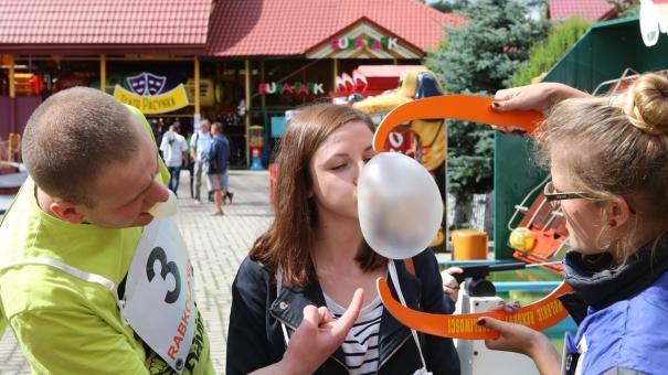 XIV Mistrzostwa Polski w Dmuchaniu Balona z Gumy do Żucia