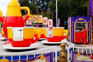 Circus Tea Cups