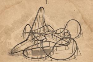 Trasa - Lech Coaster