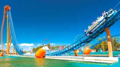 Kilkanaście nowych atrakcji i rekordowy water coaster w EnergyLandii!