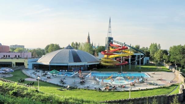Kolejny milion od miasta dla aquaparku Nemo w Dąbrowie Górniczej