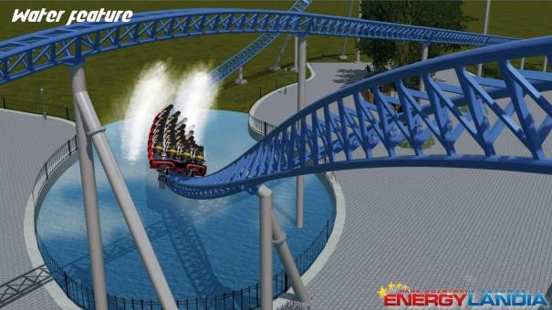 Znamy parametry Mega Coastera w EnergyLandii! [PORÓWNANIE]