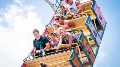 Rabkoland urośnie na wiosnę! Będą nowe karuzele, rollercoaster i Dolina Trzmiela!