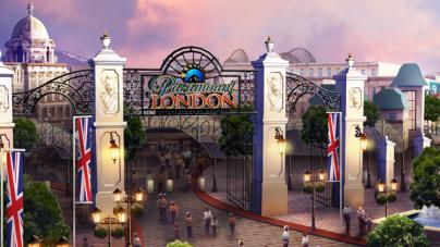 Gigaprojekt wszechczasów – Paramount London!