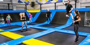 Relacja z wizyty w parku trampolin JumpHall we Wrocławiu!