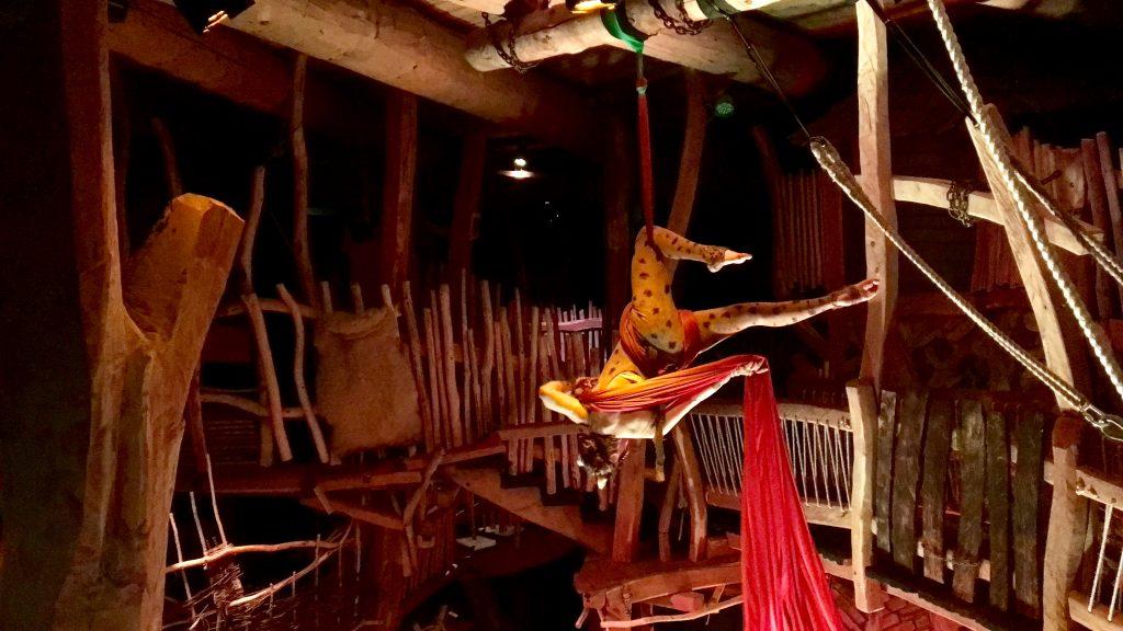 Kronum - elementy akrobatyki (fot. Krystian Borkowski)