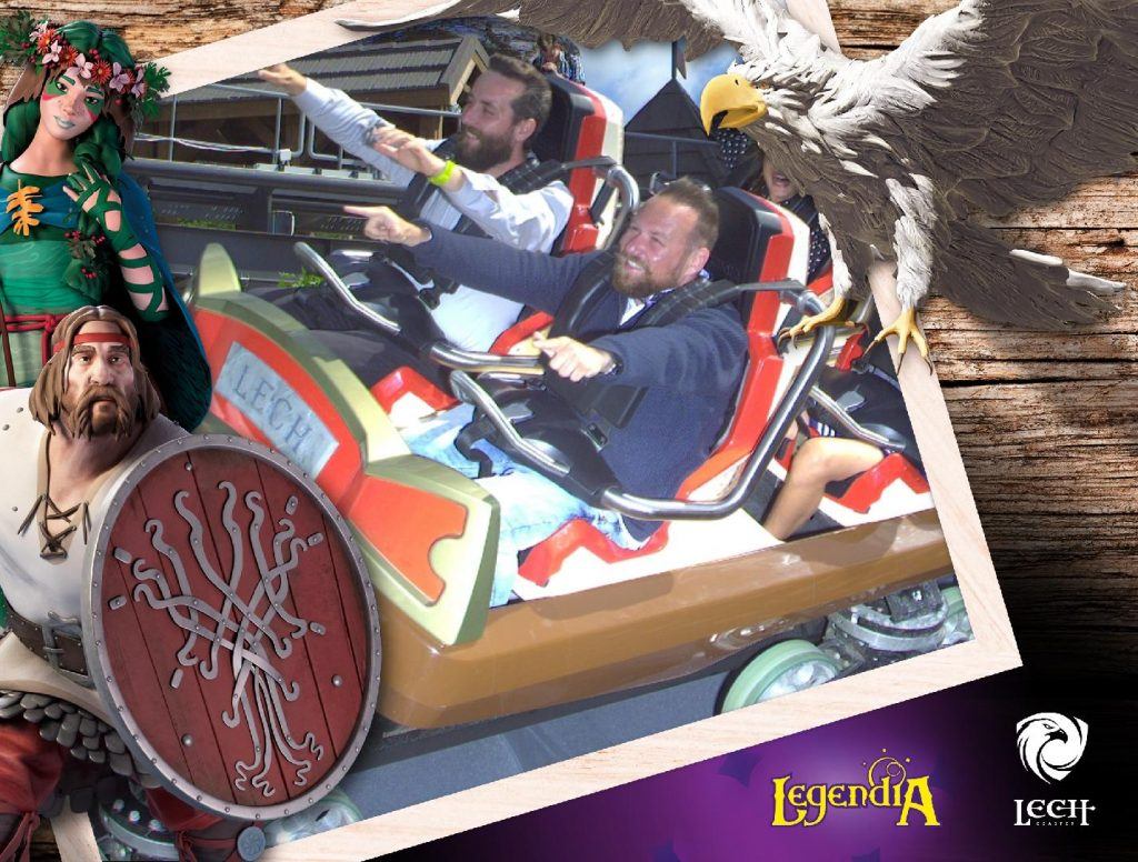 Lech Coaster Legendia