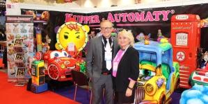 Kupper Automaty na EAS 2017
