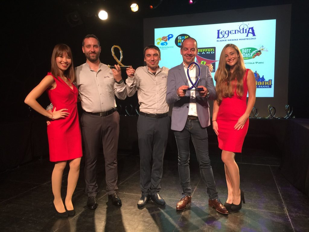 Legendia star award