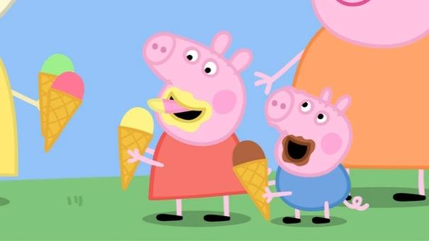 Świnka Peppa na celowniku Merlin Entertainment