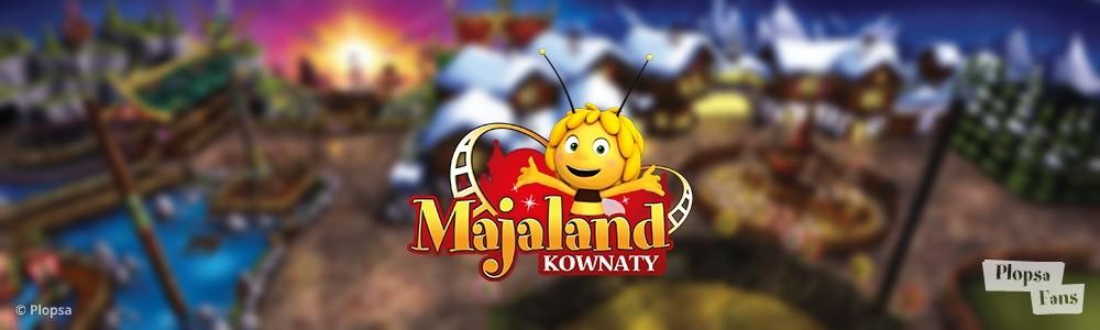 Logotyp Majalandu w Kownatach (fot. PlopsaFans)