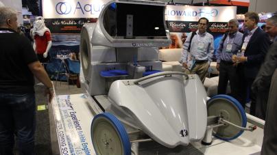 IAAPA 2017 – Aquaticar – czy ten pojazd odmieni nurkowanie?