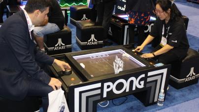 IAAPA 2017: Pong – rewitalizacja
