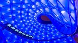 Tron Coaster w Szanghaju – od filmu do atrakcji