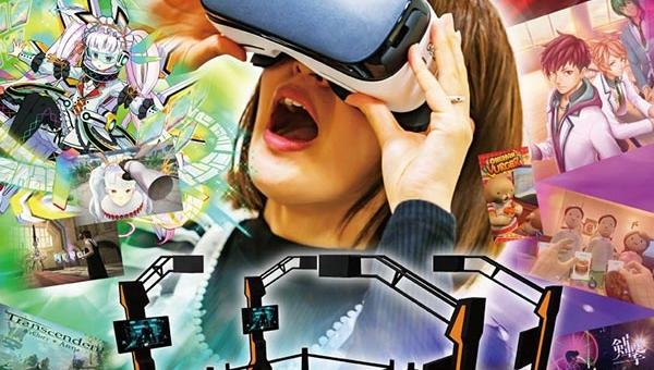 Taito wchodzi w VR z VR Game Stage