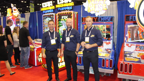 IAAPA 2017 – Magic Play