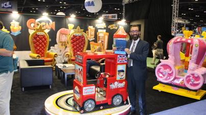IAAPA 2017 – Square Bus Cogana nagrodzony