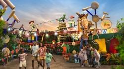 Otwarcie Toy Story Land w Hollywood końcem czerwca