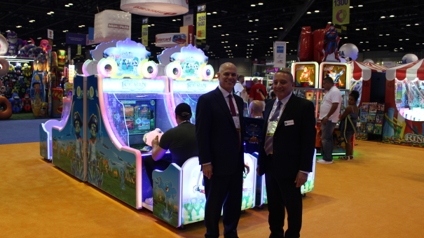 IAAPA 2017 – Ice Man – Coastal Amusement
