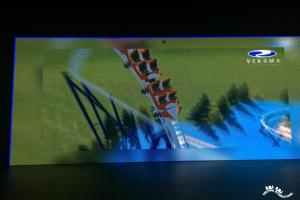 Wstępna wizualizacja Multi Launched Coastera (fot. Testing Attractions)