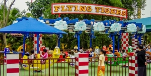 Flying Tigers  Zamperla