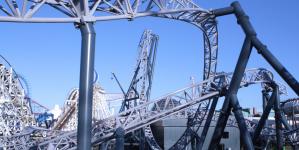 ICON – najbardziej pokręcony rollercoaster na świecie