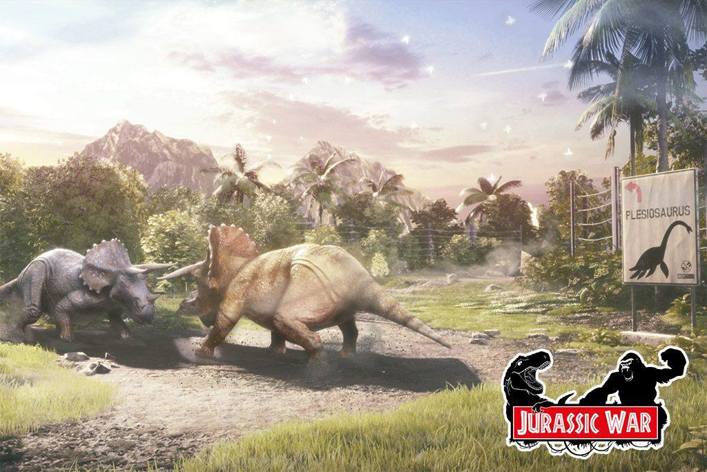 Jurassic War2