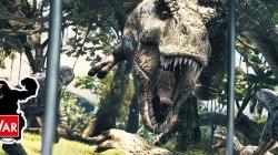 Jurassic War rusza w rzymskim Cinecitta