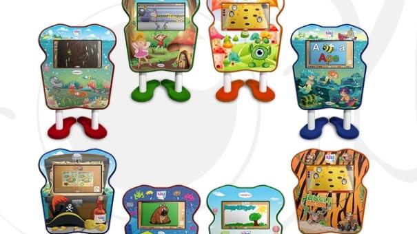 Mulitigry dla dzieci – Kiki Fun i Kiki Wall