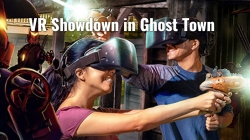VR Showdown w Ghost Town