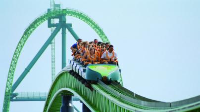 Kolejny rollercoaster w EnergyLandii! [wiemy jak wygląda]