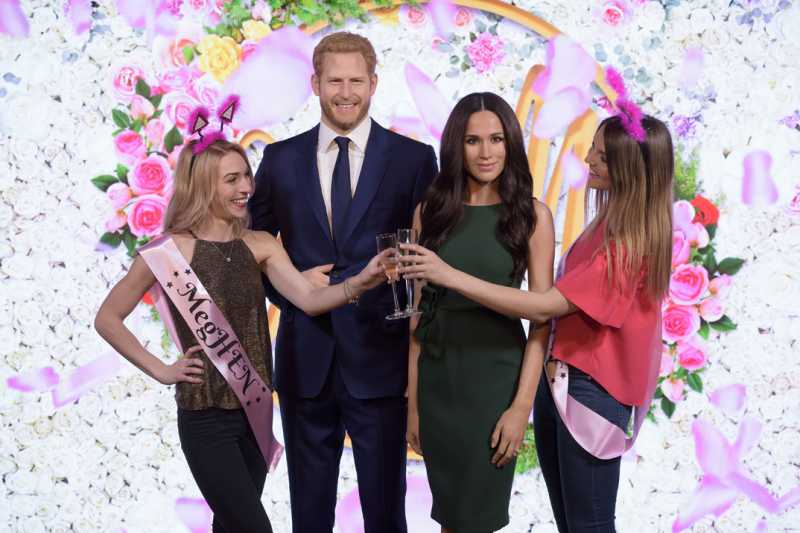 meghan-markle-prince-harry-madame-tussaunds-london