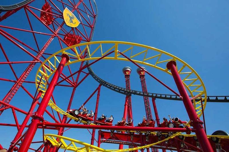 Ferrari-Land-Junior-Red-Force-Coaster-kids-area-x