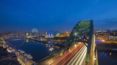The Whey Aye będzie w Newcastle