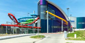 Czy utopiono 112 mln zlotych w aquaparku?