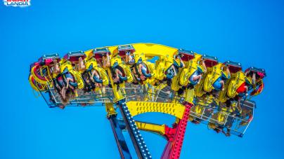 Strefa atrakcji ekstremalnych Energylandia – małe co nieco dla miłośników adrenaliny i mocnych wrażeń!
