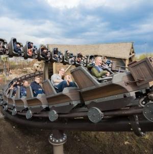 Wildlands – rollercoaster w Zoo