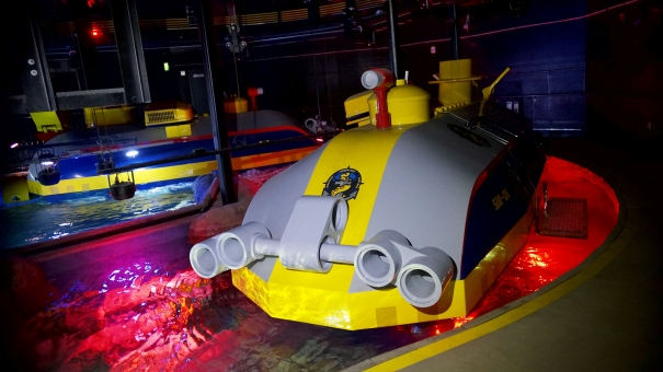Deep Sea Adventure – nowa atrakcja w Legoland California