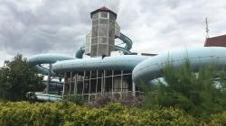 Weszliśmy do nieczynnego aquaparku! [POLSKA]
