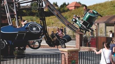 Turbo Sidecar – szalone motocykle z Technical Park
